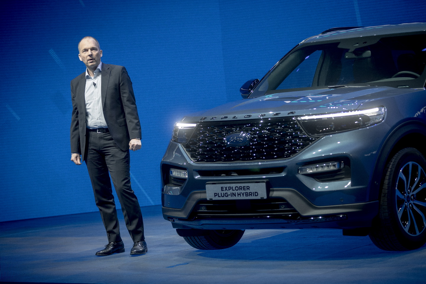 Ford Go Further 2019 event hybrid cars 52
