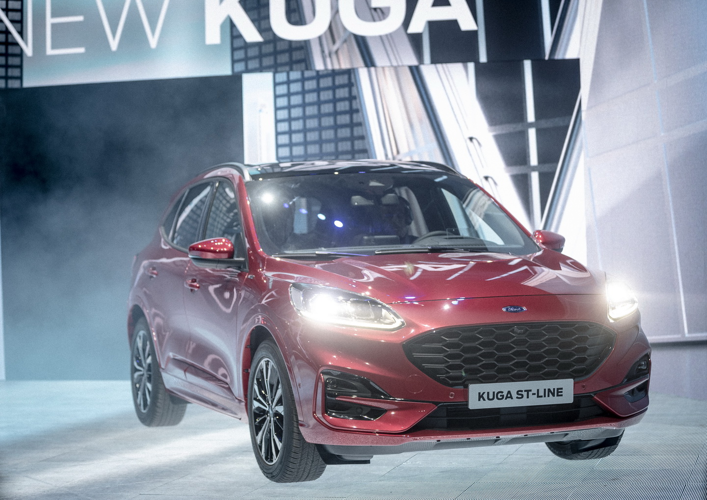 Ford Go Further 2019 event hybrid cars 55