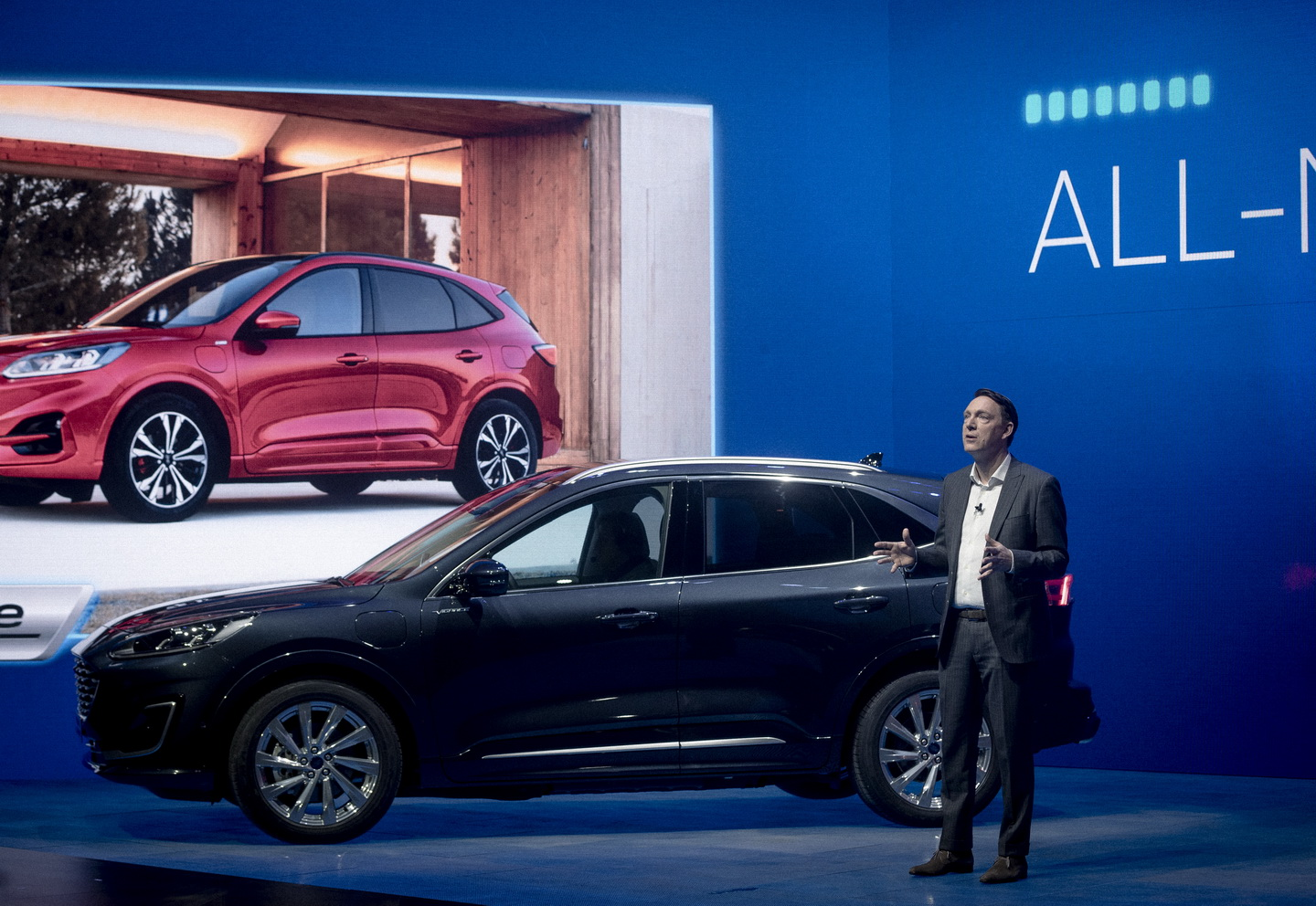 Ford Go Further 2019 event hybrid cars 58