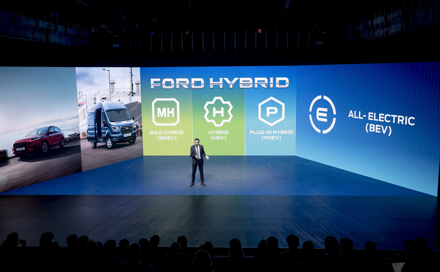 Ford Go Further 2019 event hybrid cars 62