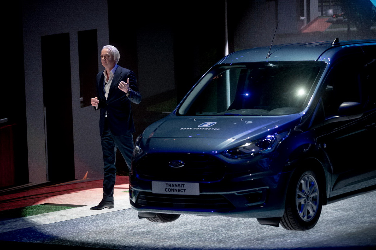 Ford Go Further 2019 event hybrid cars 64
