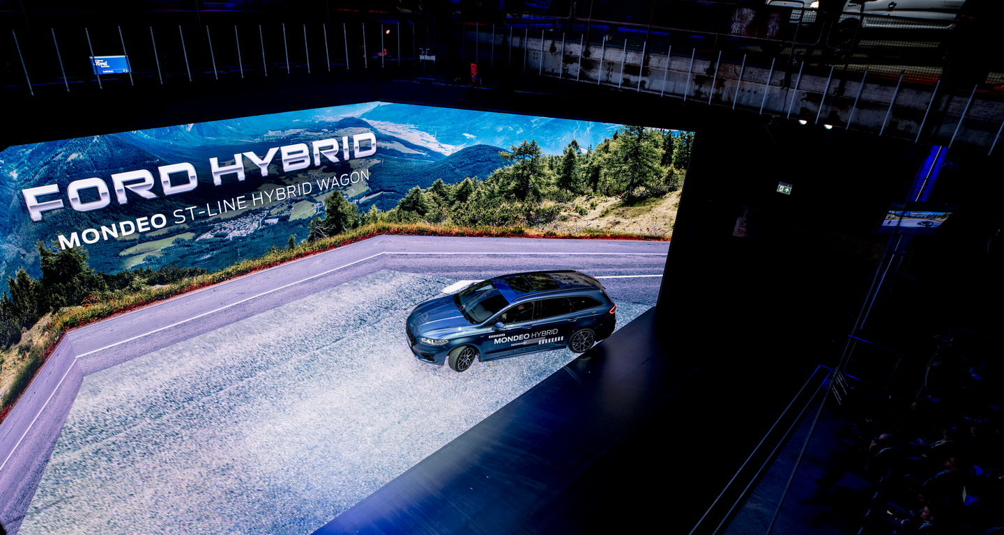 Ford Go Further 2019 event hybrid cars 67