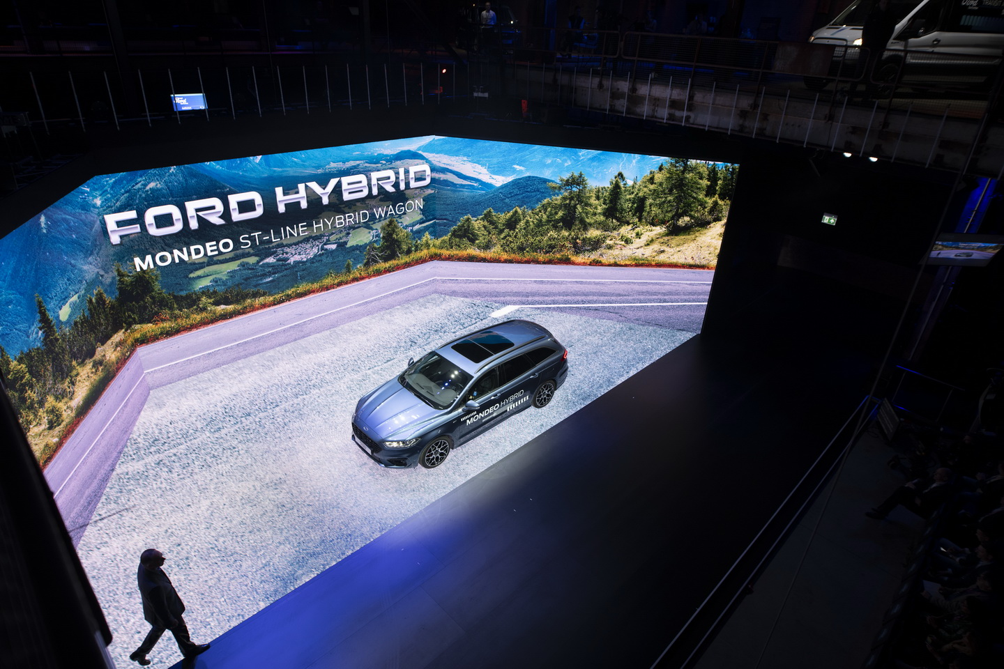 Ford Go Further 2019 event hybrid cars 68