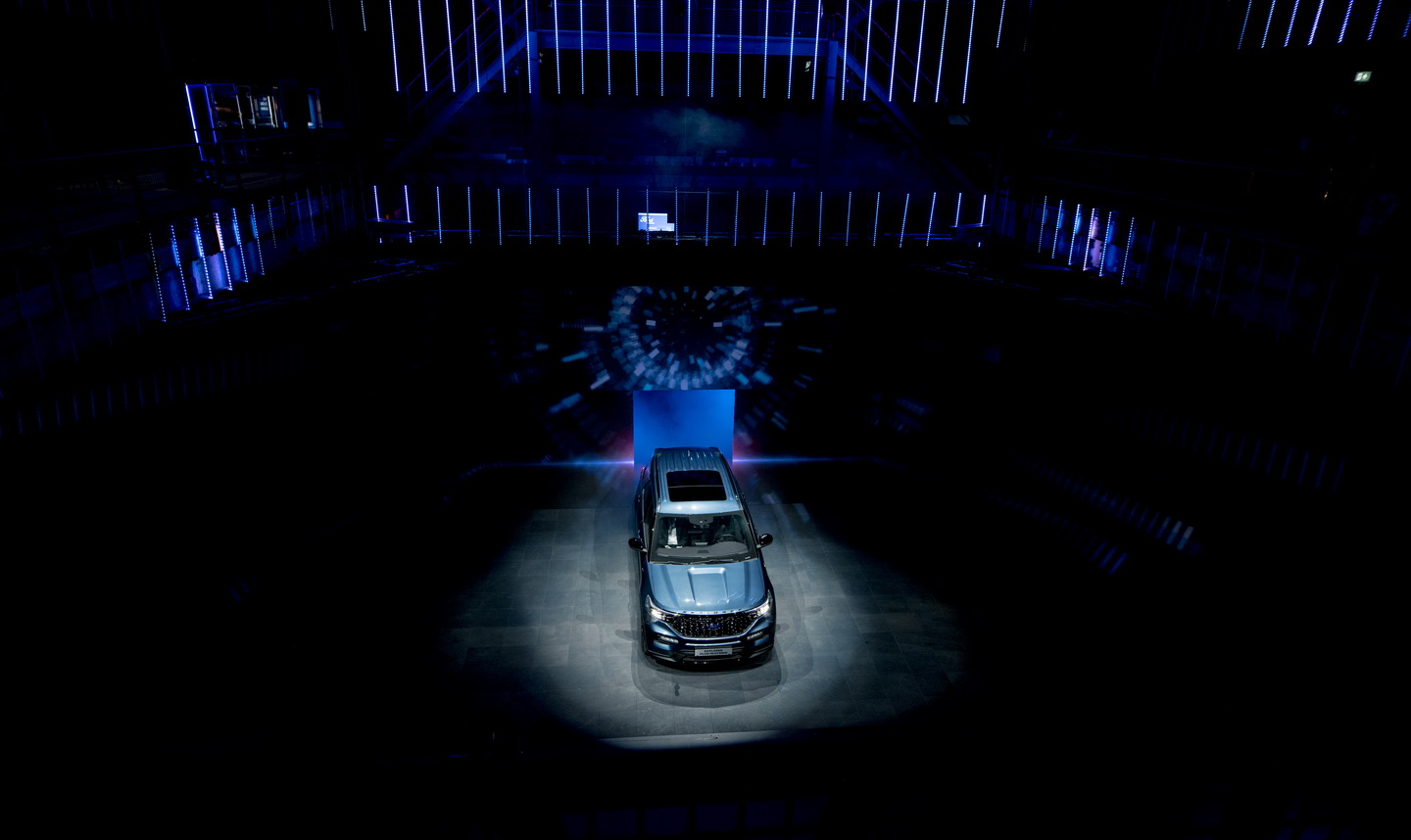 Ford Go Further 2019 event hybrid cars 71