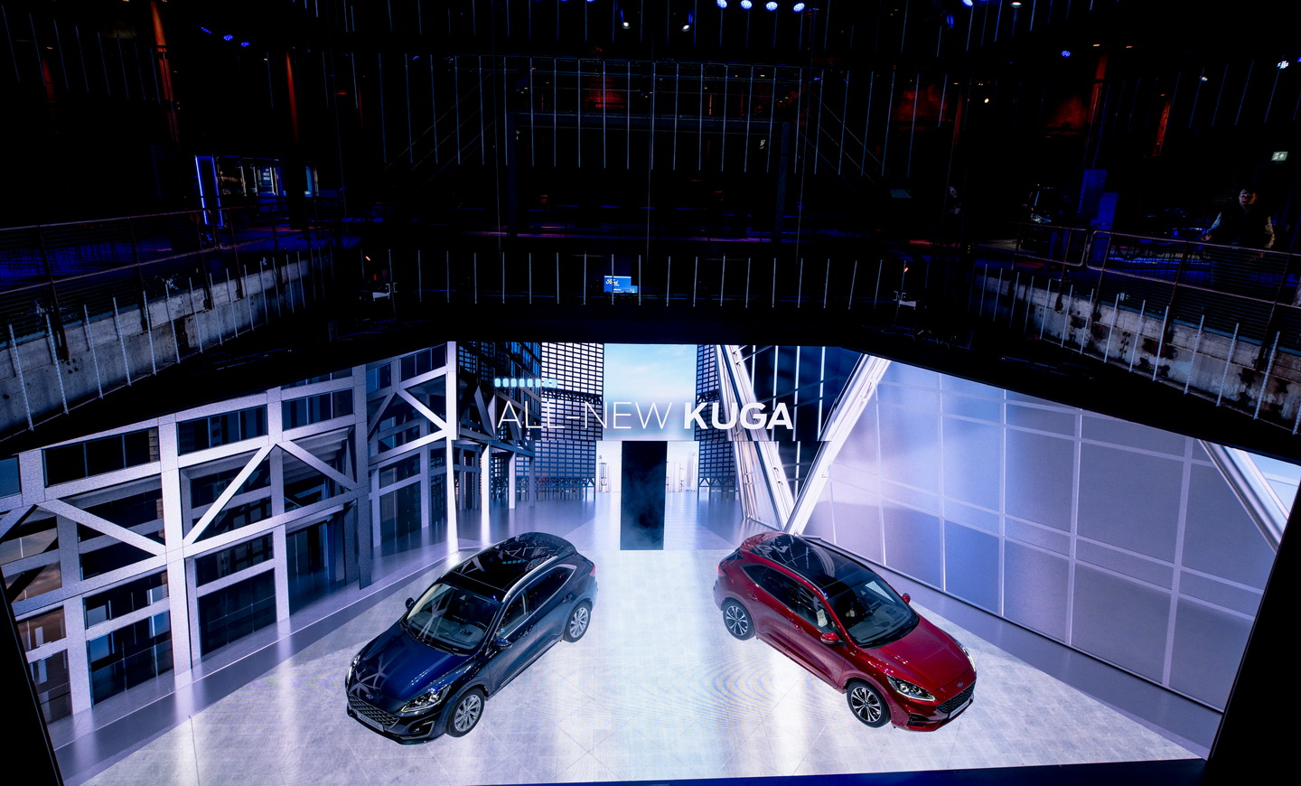 Ford Go Further 2019 event hybrid cars 74