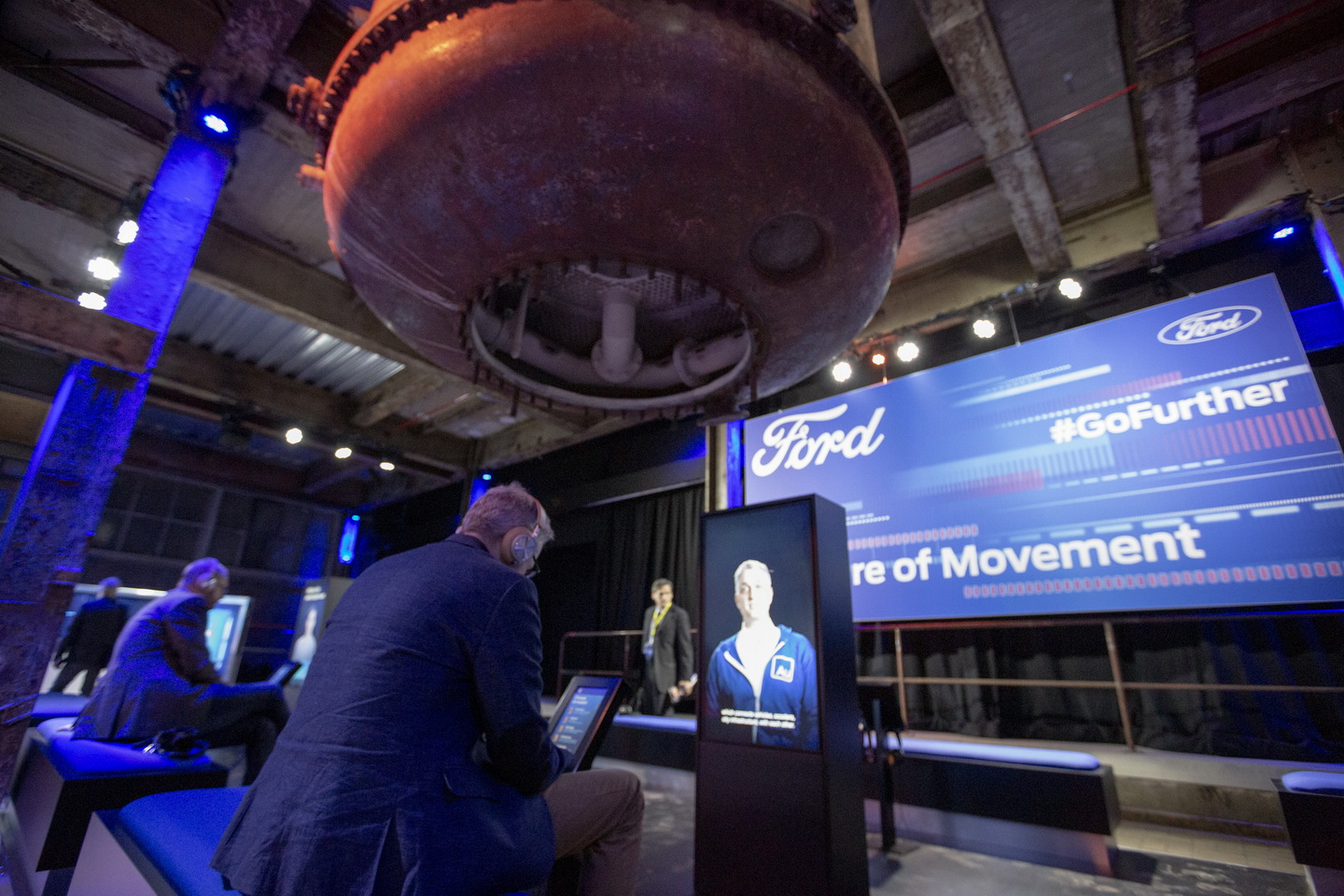 Ford Go Further 2019 event hybrid cars 78