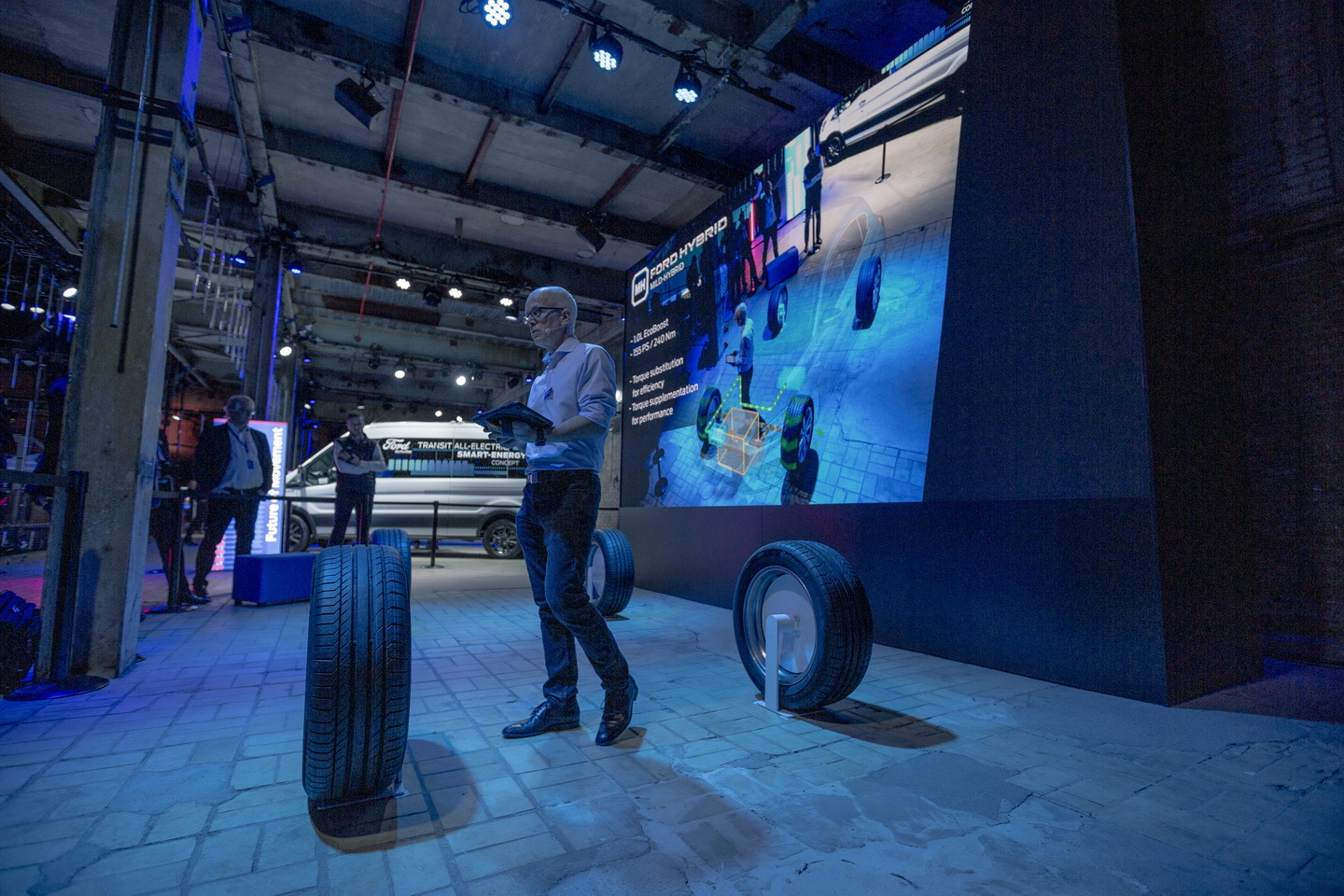 Ford Go Further 2019 event hybrid cars 80