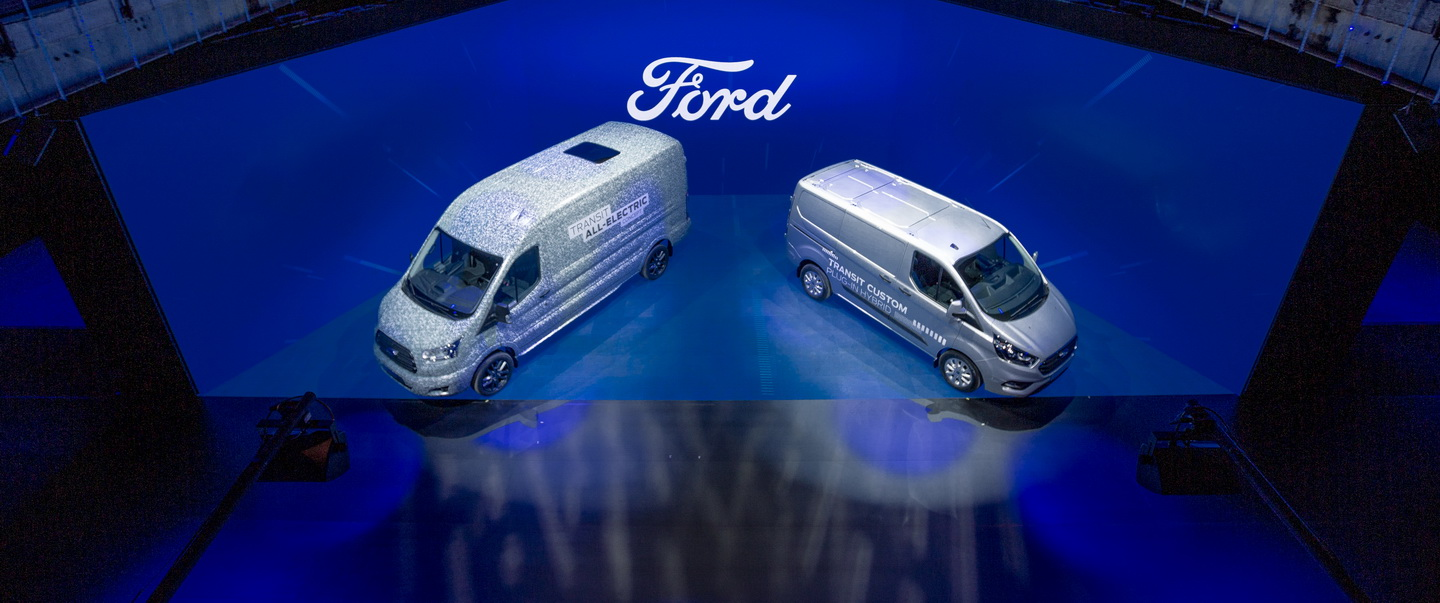 Ford Go Further 2019 event hybrid cars 82