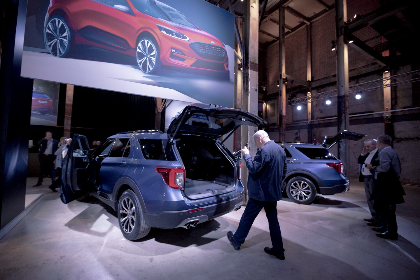 Ford Go Further 2019 event hybrid cars 85