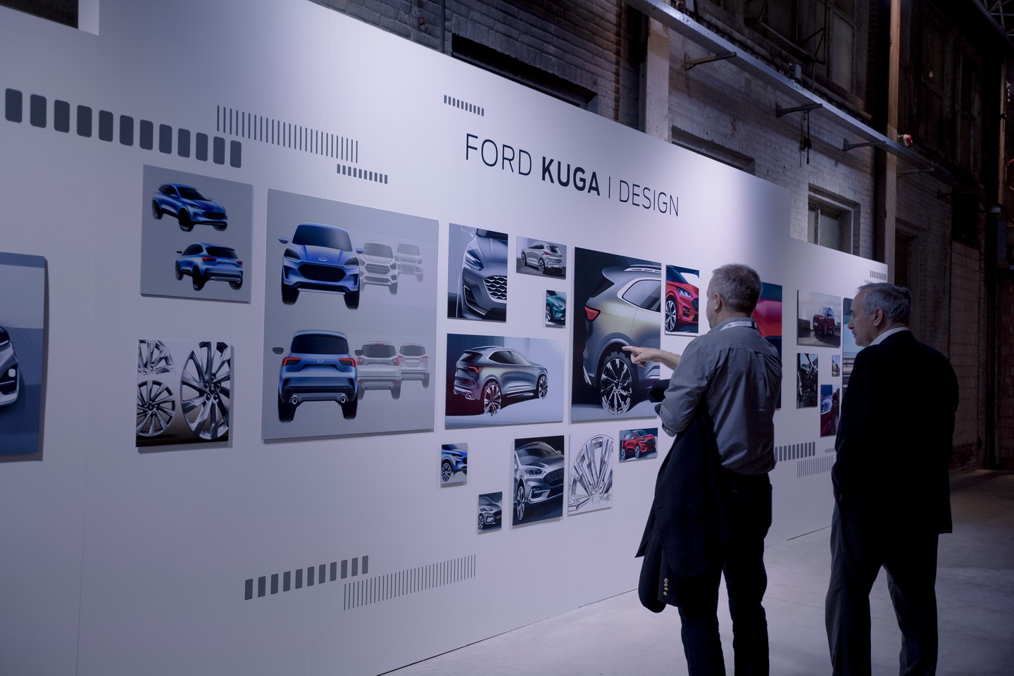 Ford Go Further 2019 event hybrid cars 86