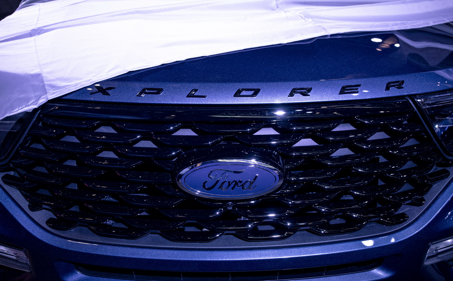 Ford Go Further 2019 event hybrid cars 9