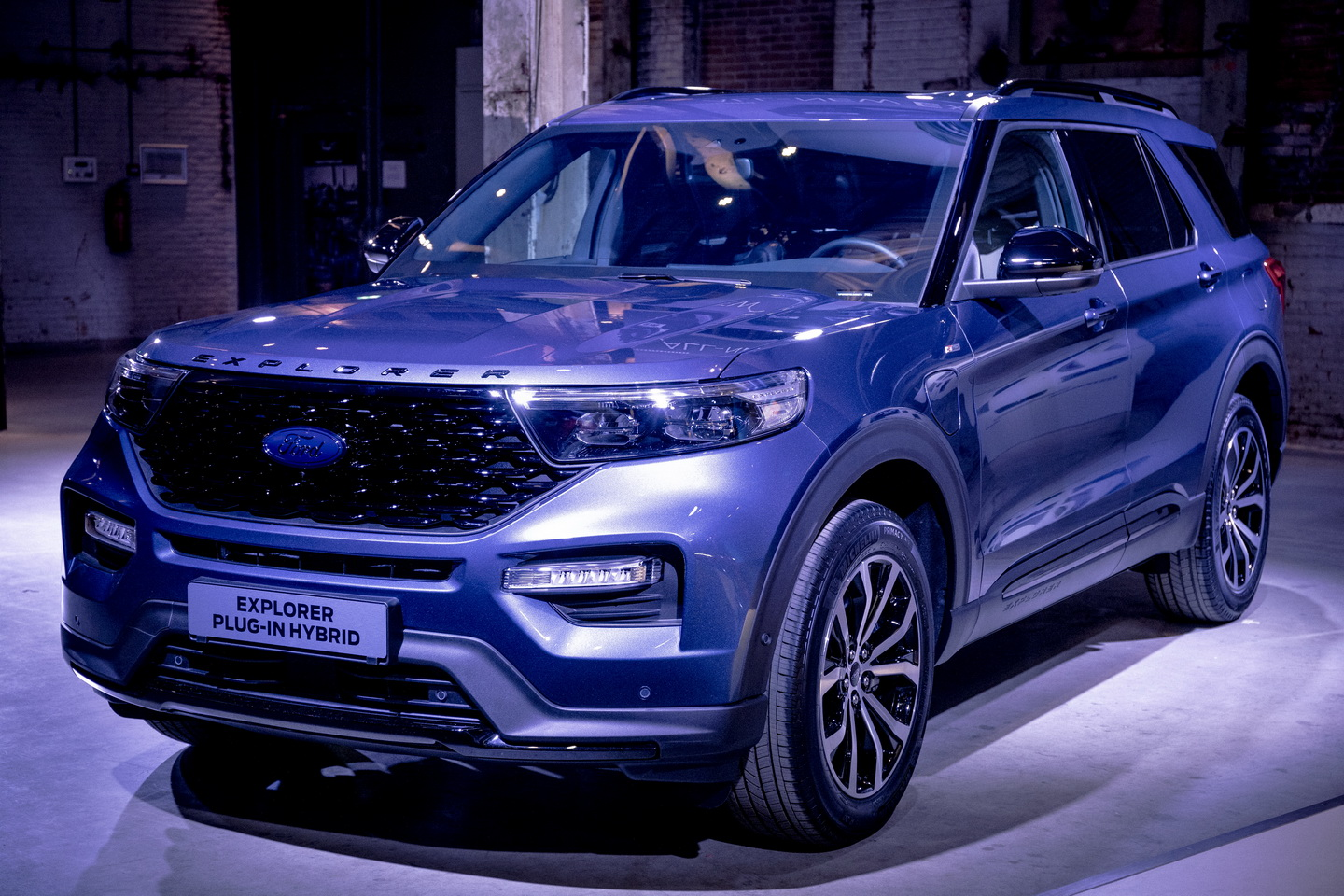 Ford Go Further 2019 event hybrid cars 90