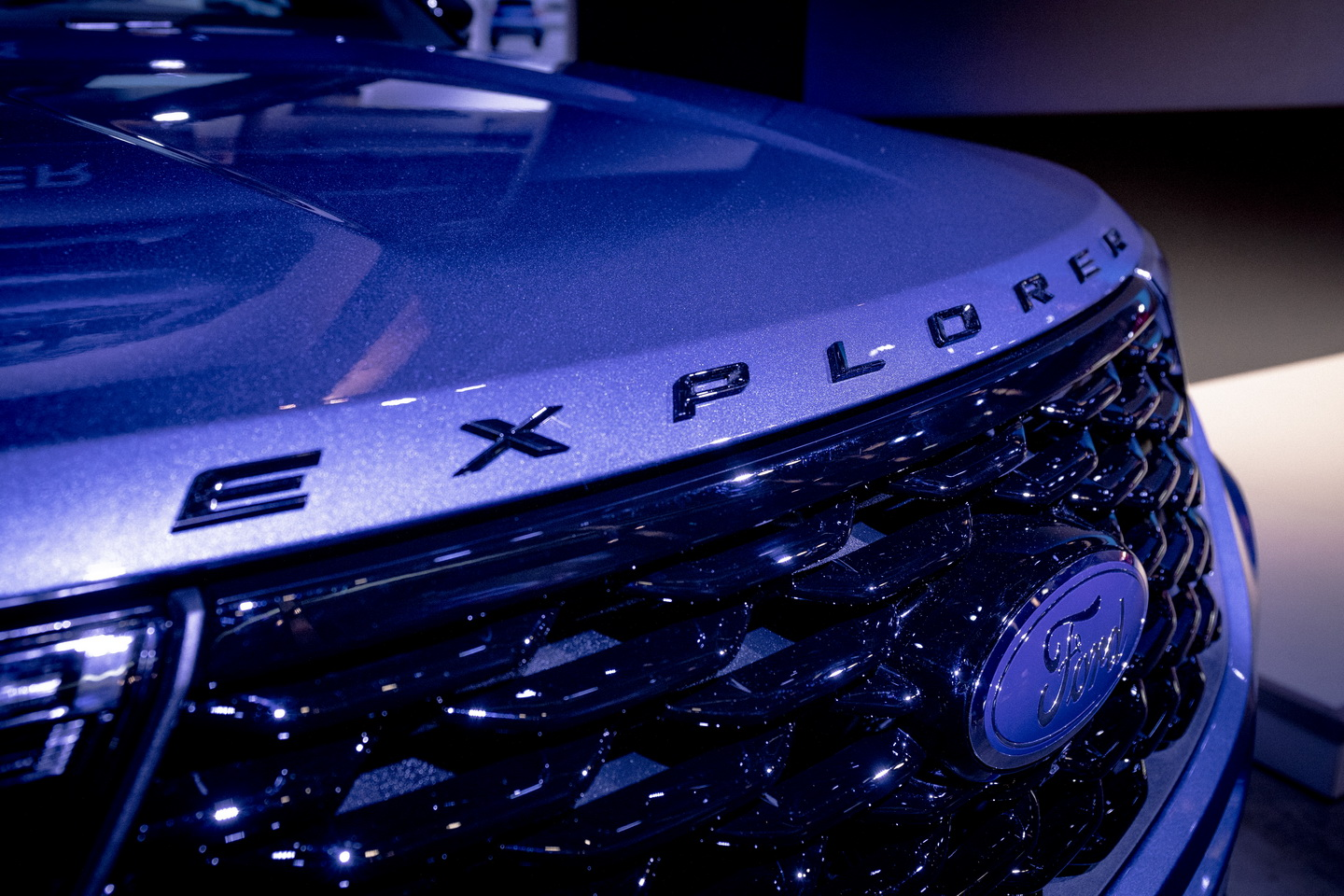 Ford Go Further 2019 event hybrid cars 93