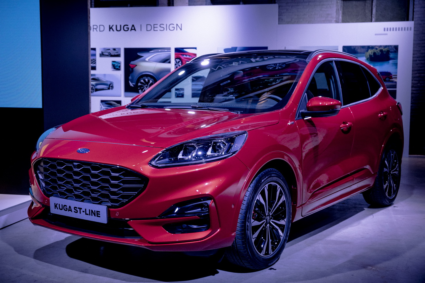 Ford Go Further 2019 event hybrid cars 96