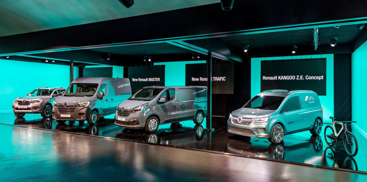 New 2019 Renault Trafic facelift 10