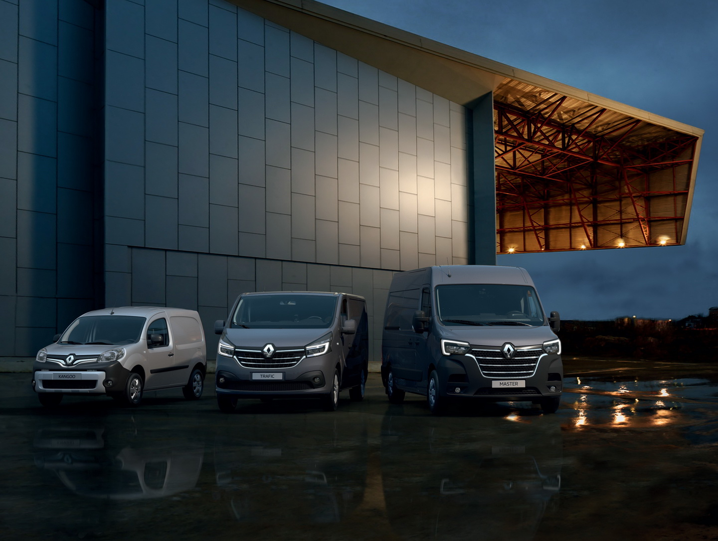 New 2019 Renault Trafic facelift 14