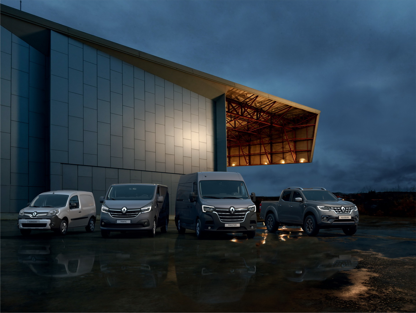 New 2019 Renault Trafic facelift 15