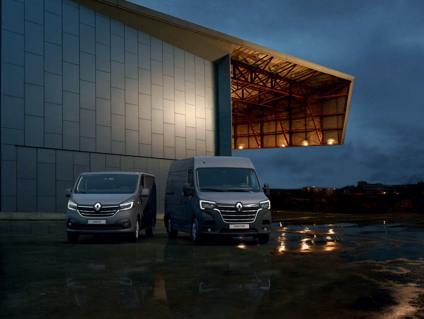 New 2019 Renault Trafic facelift 16