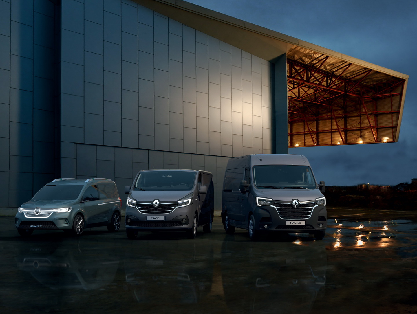 New 2019 Renault Trafic facelift 17