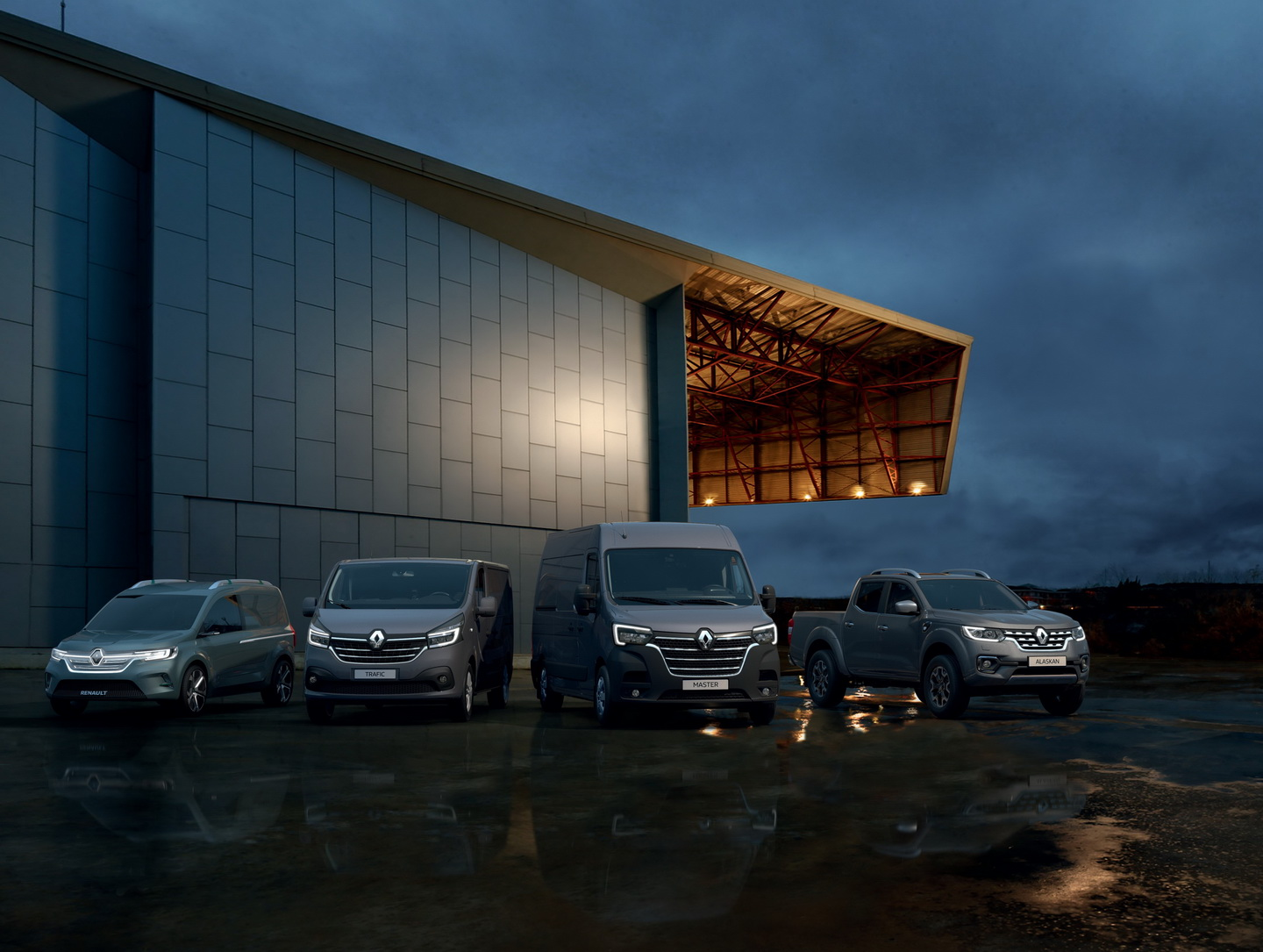 New 2019 Renault Trafic facelift 19
