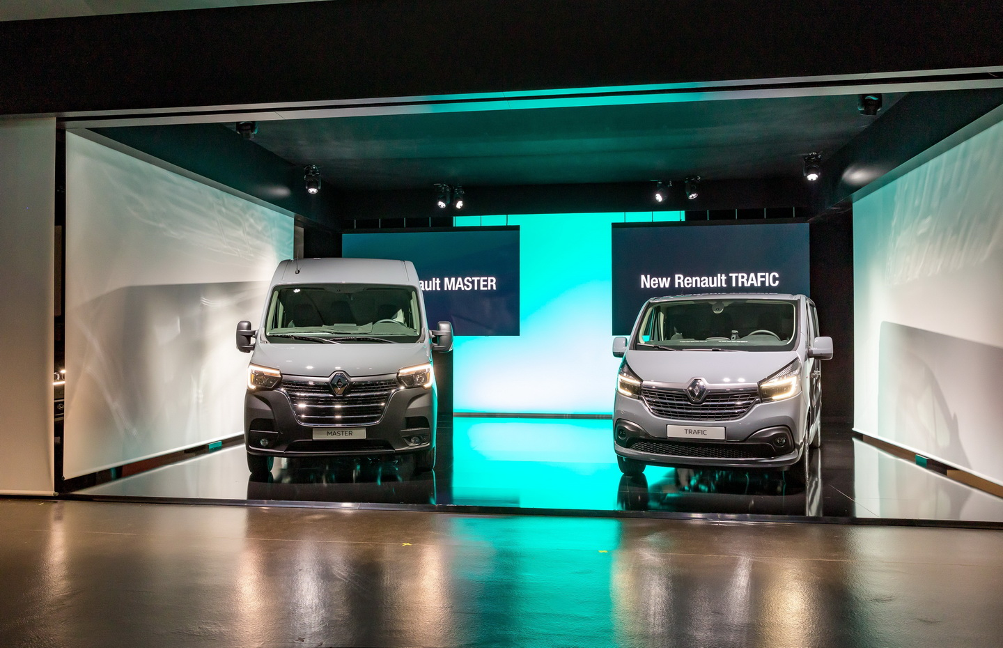 New 2019 Renault Trafic facelift 2