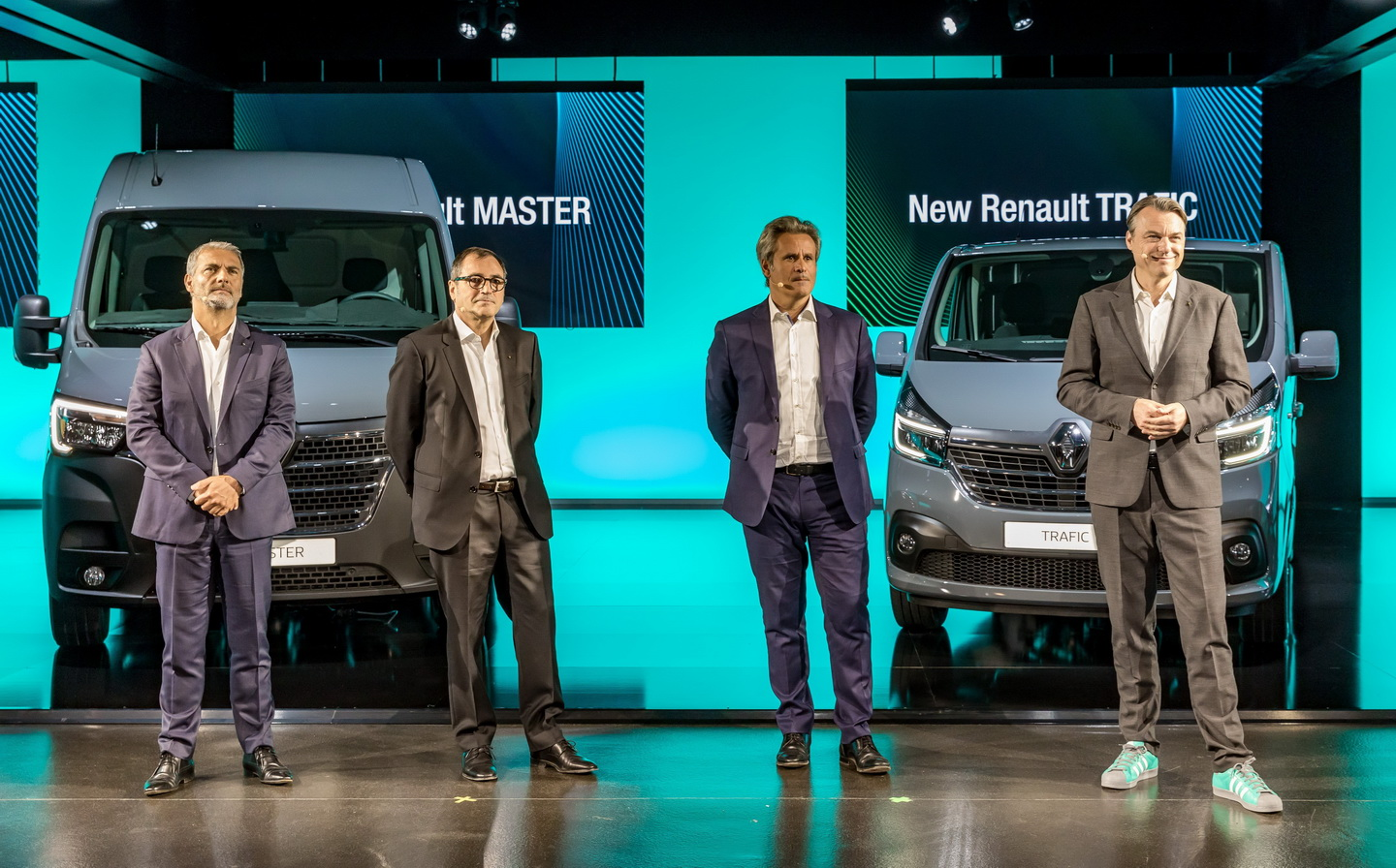 New 2019 Renault Trafic facelift 4