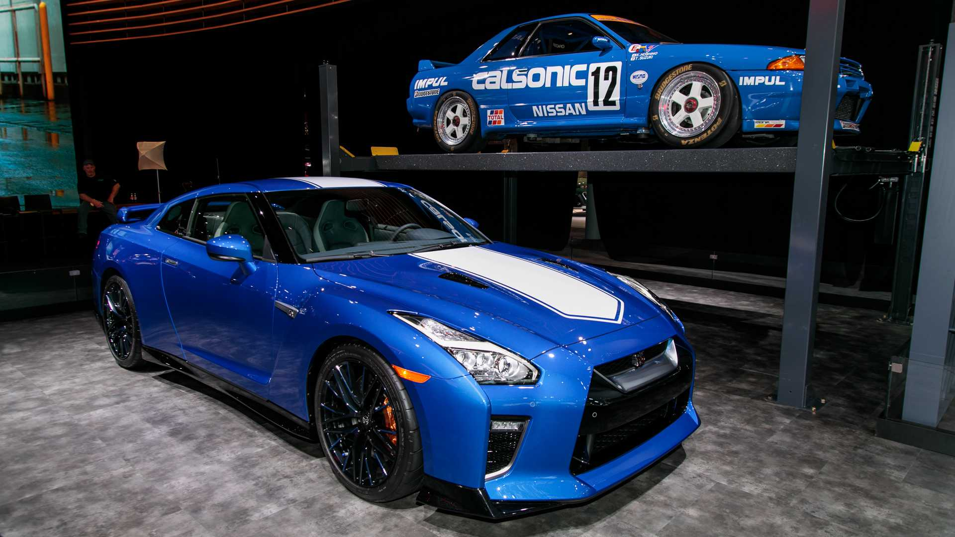 New 2020 Nissan GT R 50th Anniversary Edition 28