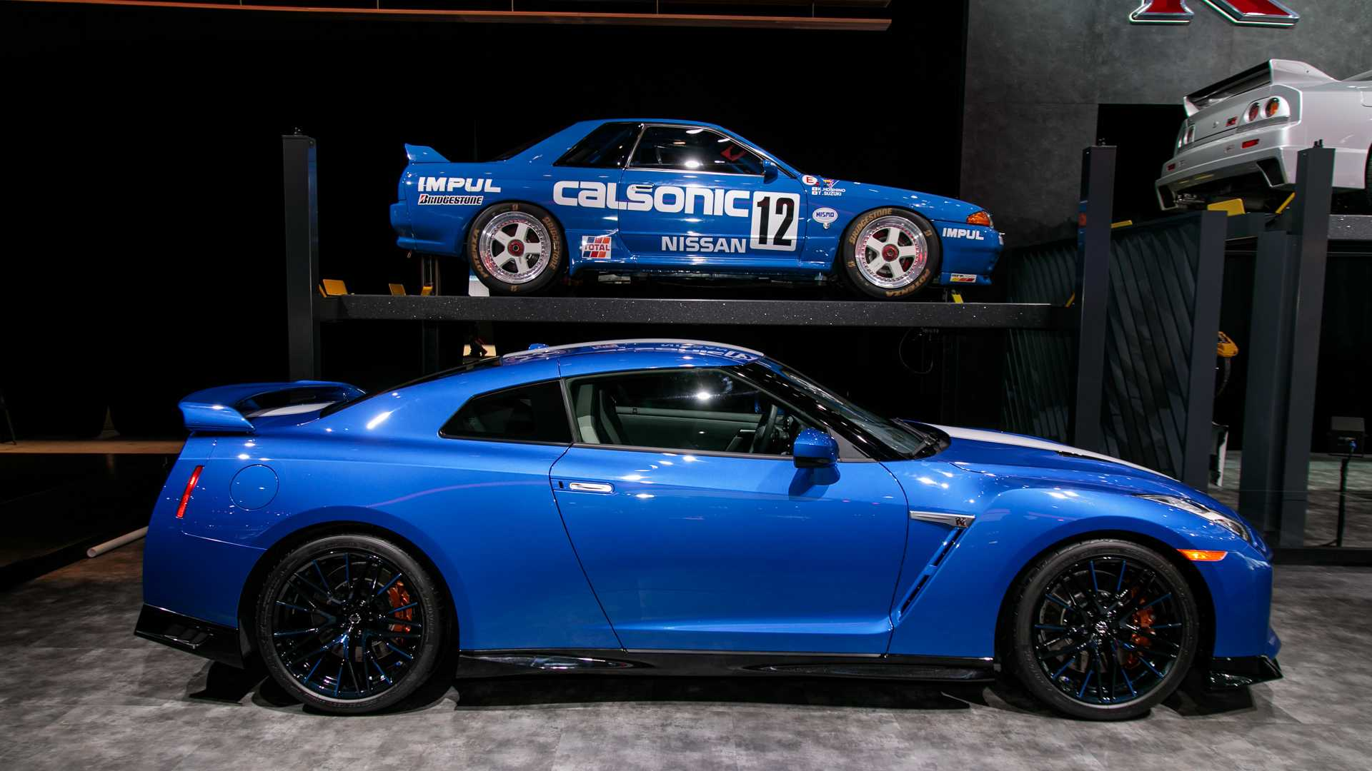 New 2020 Nissan GT R 50th Anniversary Edition 29