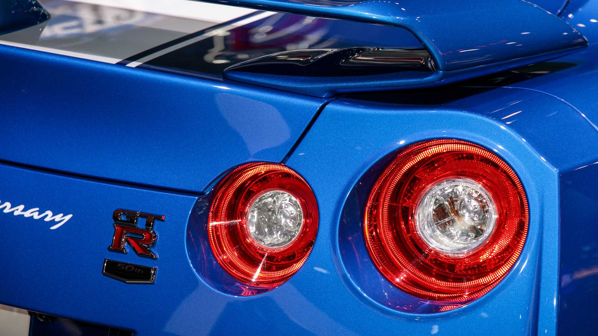 New 2020 Nissan GT R 50th Anniversary Edition 33