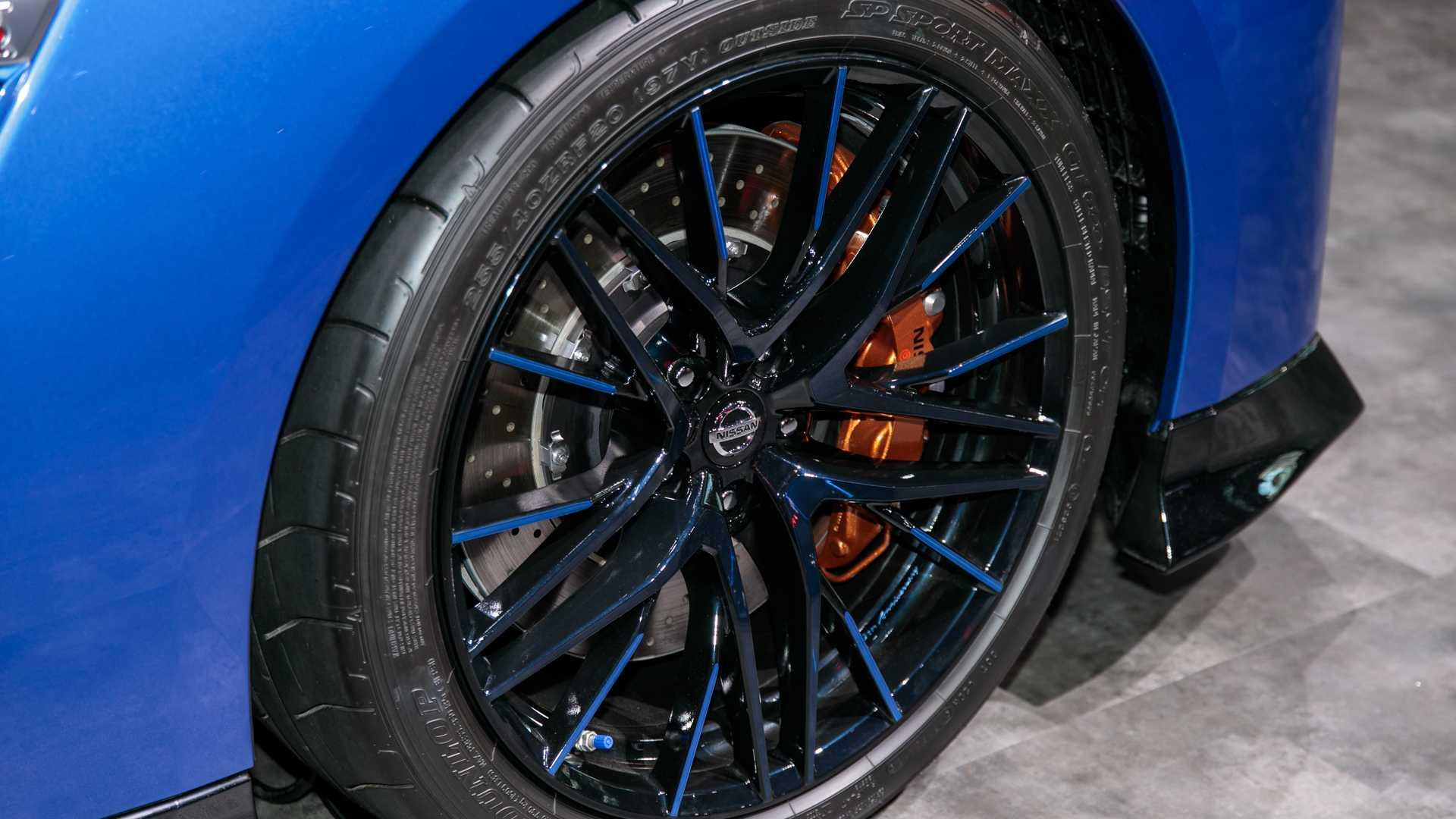 New 2020 Nissan GT R 50th Anniversary Edition 36
