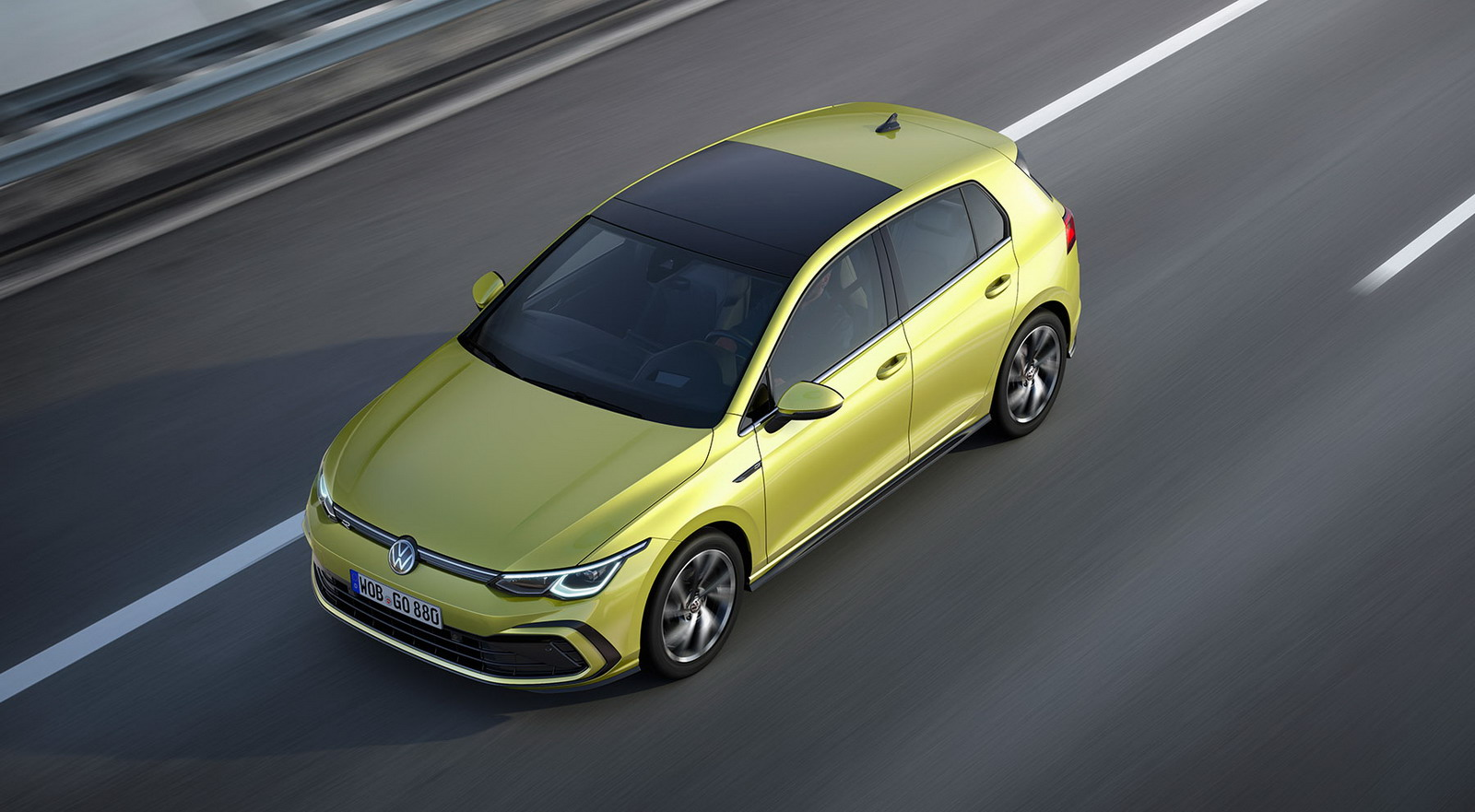 New VW Golf 2019 first images 5