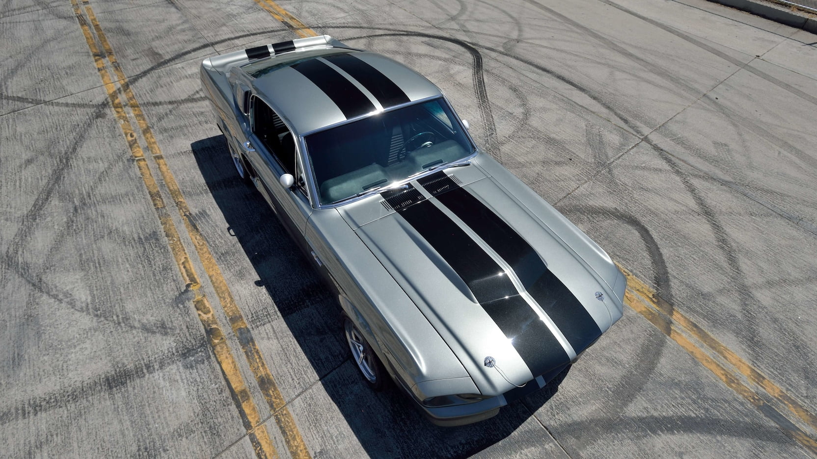 Ford Mustang Eleanor 1967 10