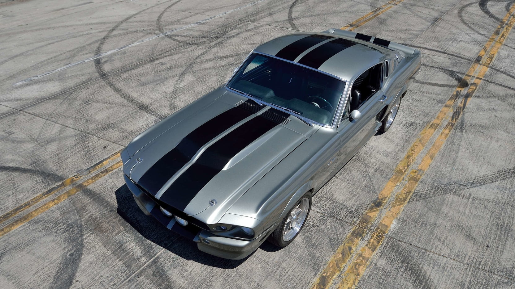 Ford Mustang Eleanor 1967 11