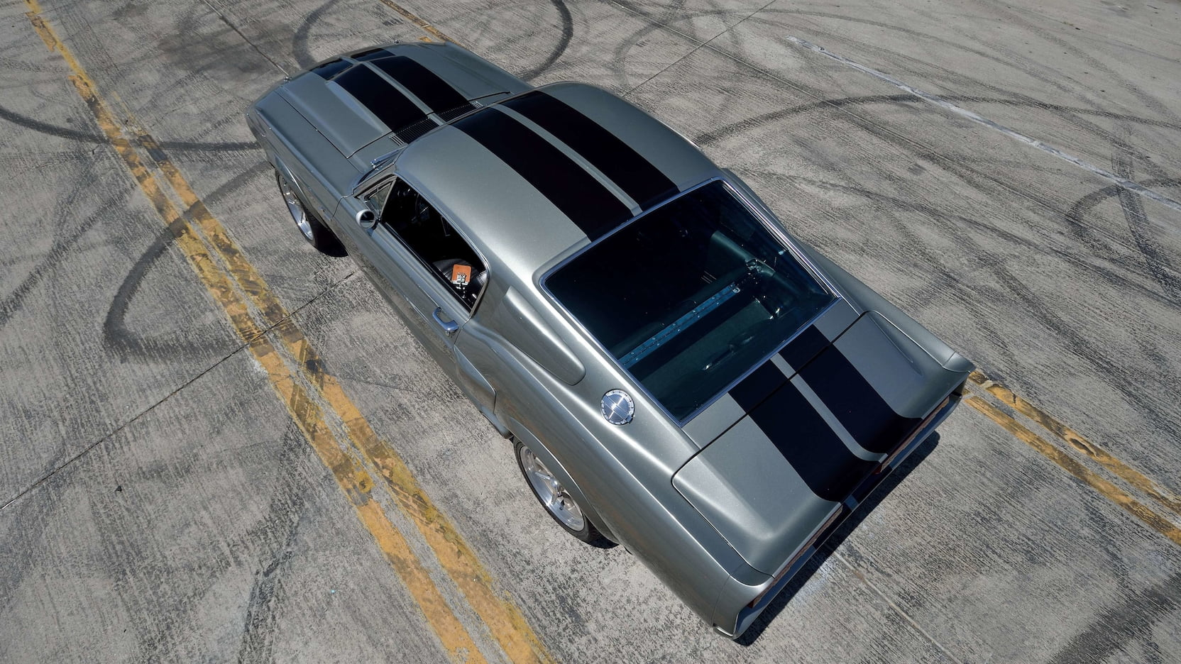 Ford Mustang Eleanor 1967 12