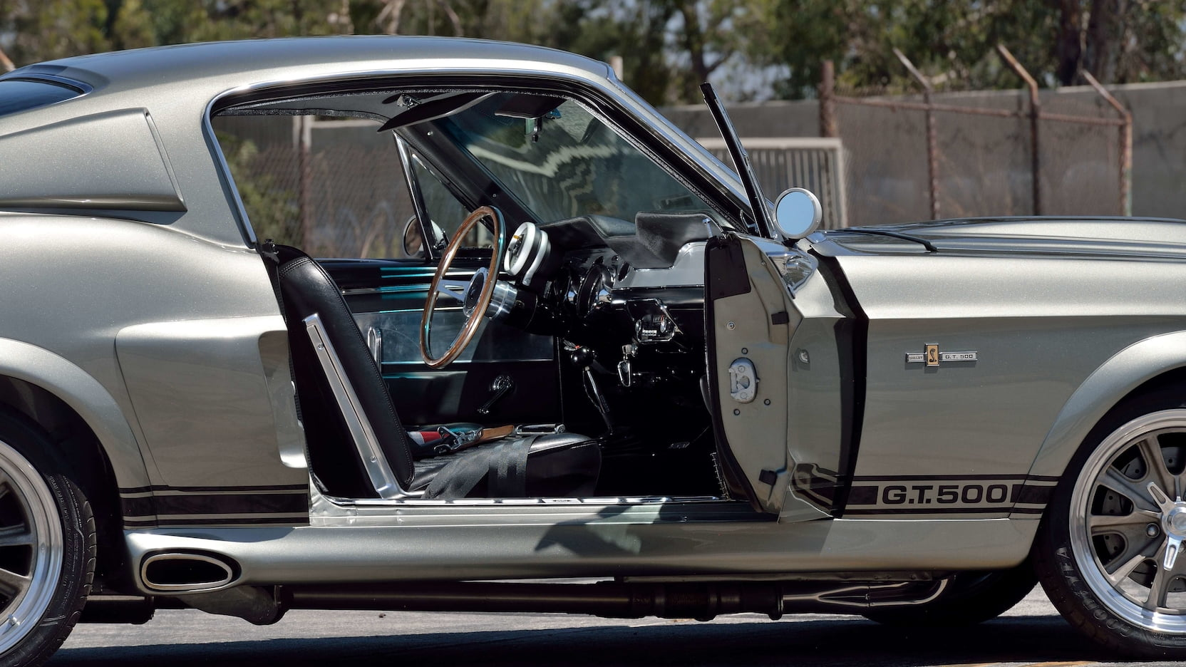 Ford Mustang Eleanor 1967 14