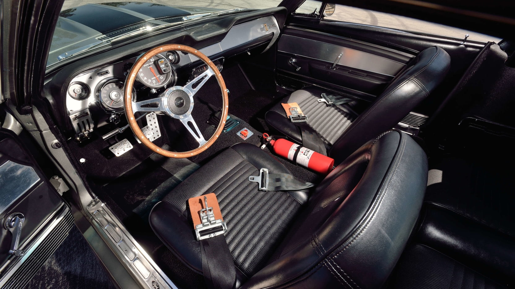 Ford Mustang Eleanor 1967 15