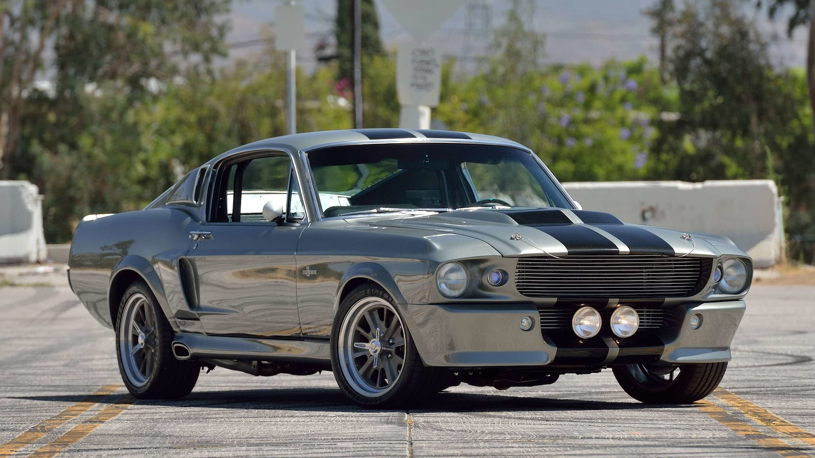 Ford Mustang Eleanor 1967 4