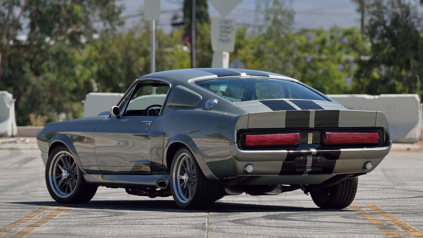 Ford Mustang Eleanor 1967 5