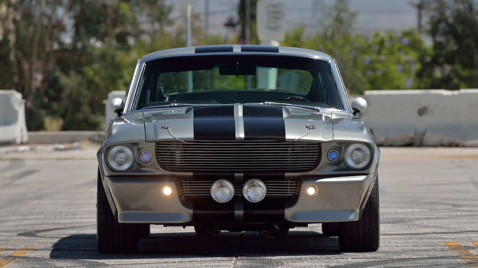 Ford Mustang Eleanor 1967 6