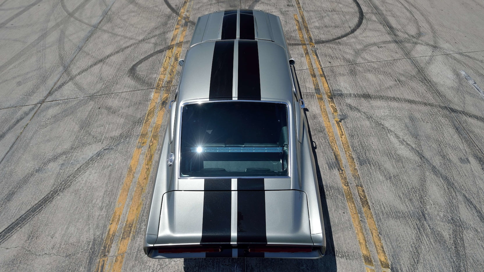 Ford Mustang Eleanor 1967 9