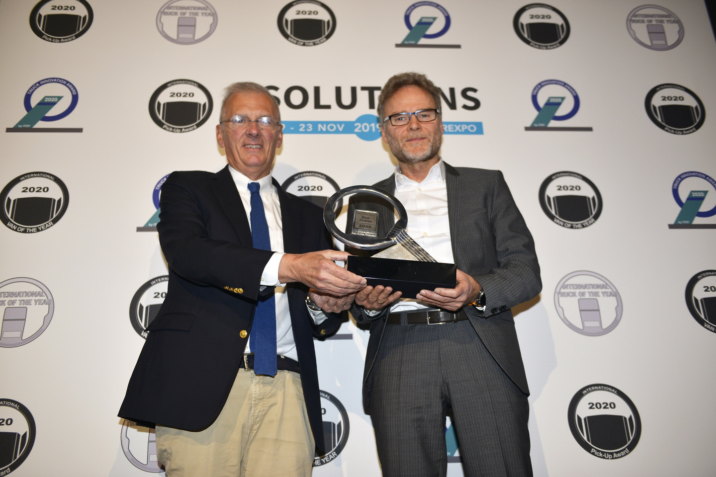 Mercedes Benz Actros Truck of the Year 2020 2