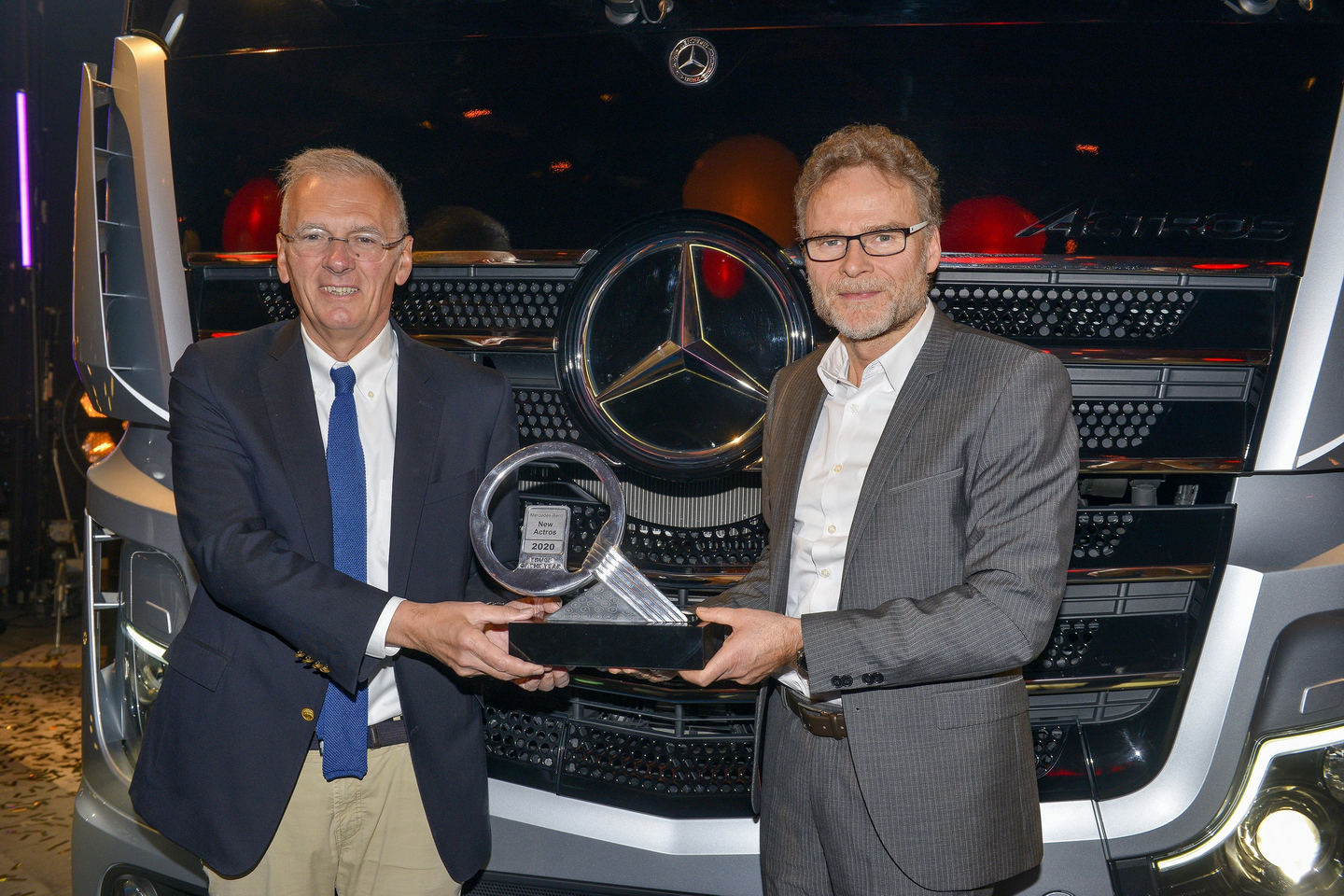 Mercedes Benz Actros Truck of the Year 2020 3