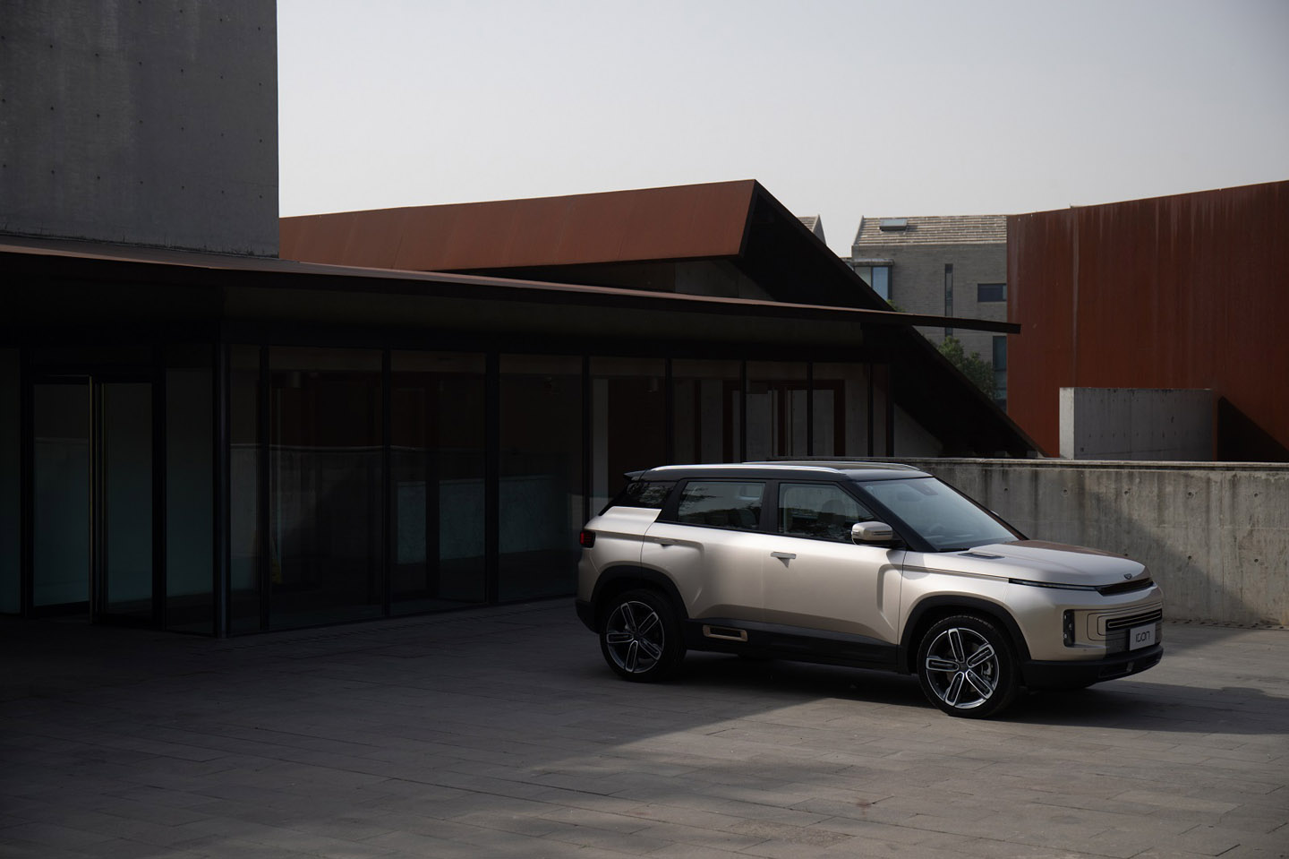 New 2019 Geely Icon 3