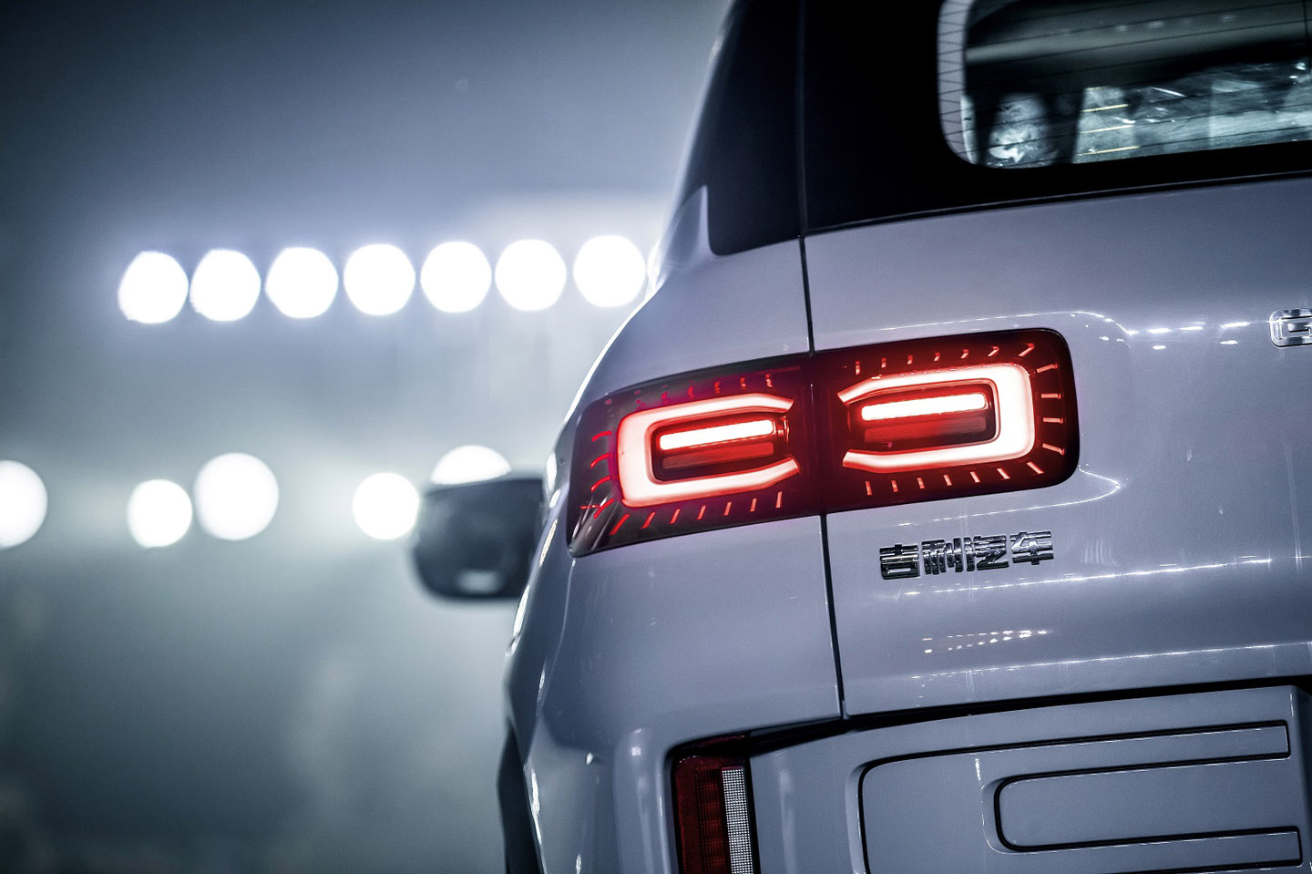 New 2019 Geely Icon 8
