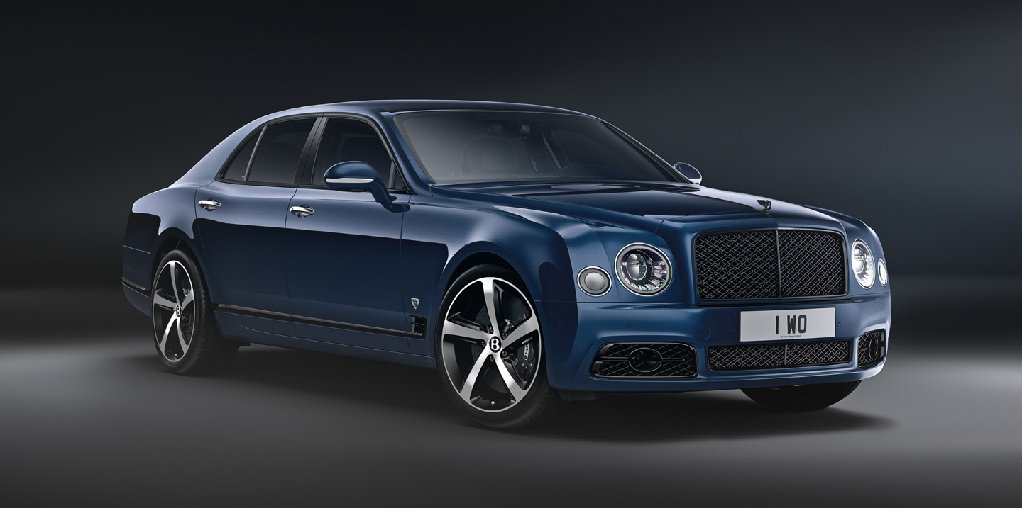 New 2020 Bentley Mulsanne 675 Edition by Mulliner 1