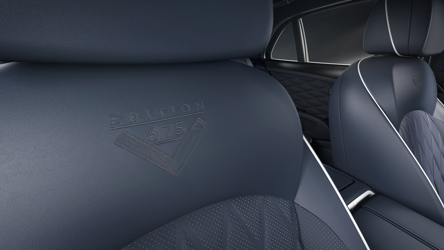New 2020 Bentley Mulsanne 675 Edition by Mulliner 11