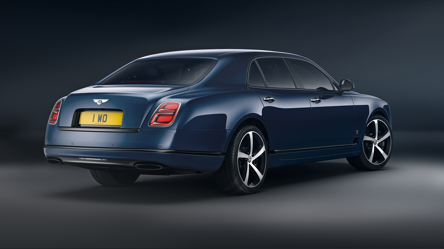 New 2020 Bentley Mulsanne 675 Edition by Mulliner 2