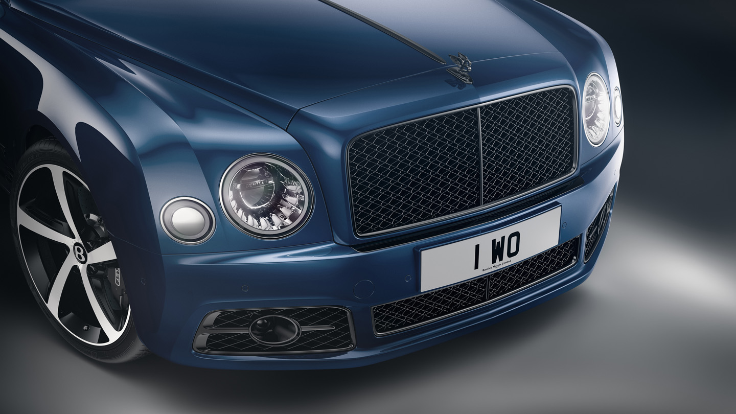 New 2020 Bentley Mulsanne 675 Edition by Mulliner 3