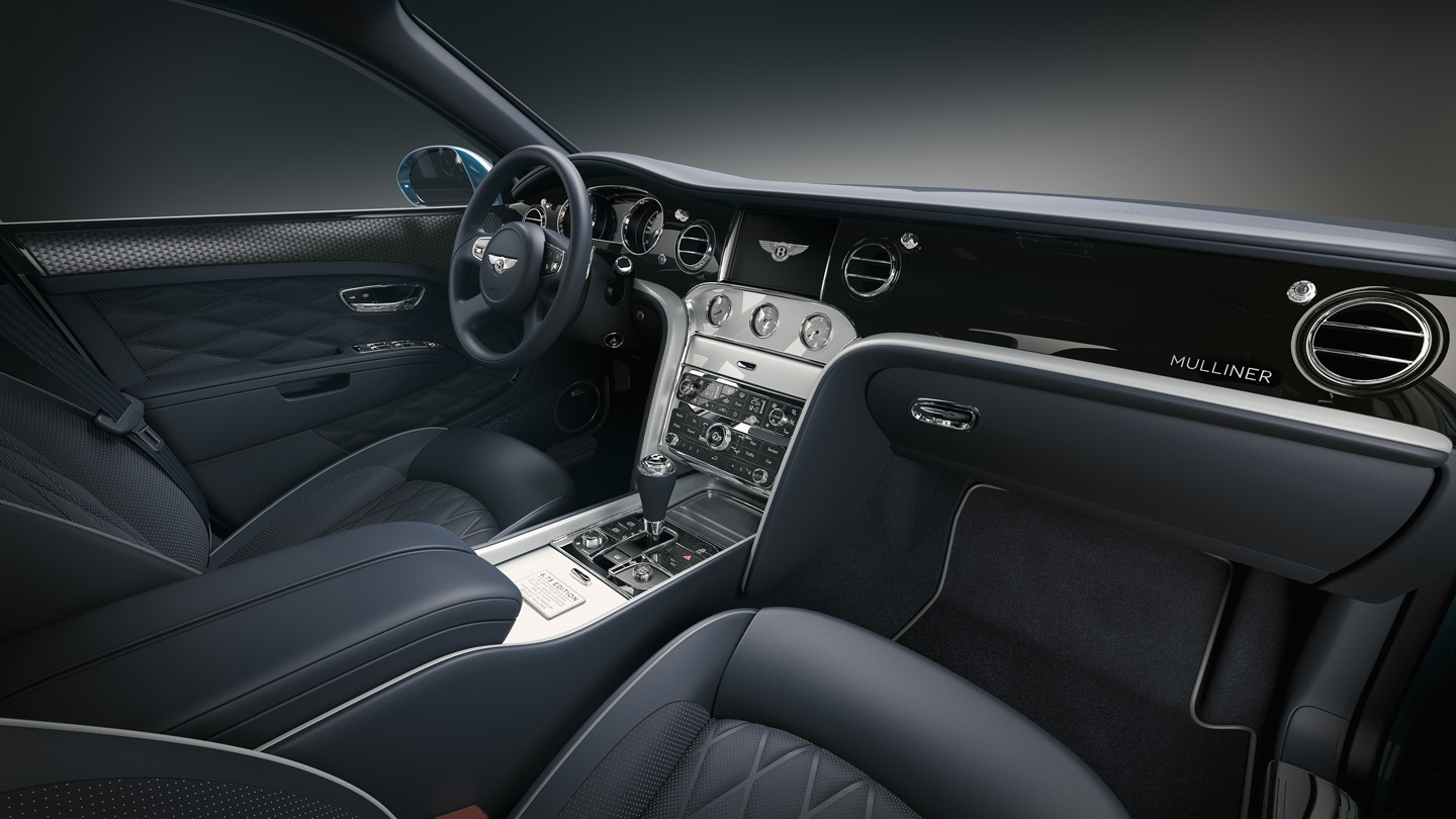 New 2020 Bentley Mulsanne 675 Edition by Mulliner 7