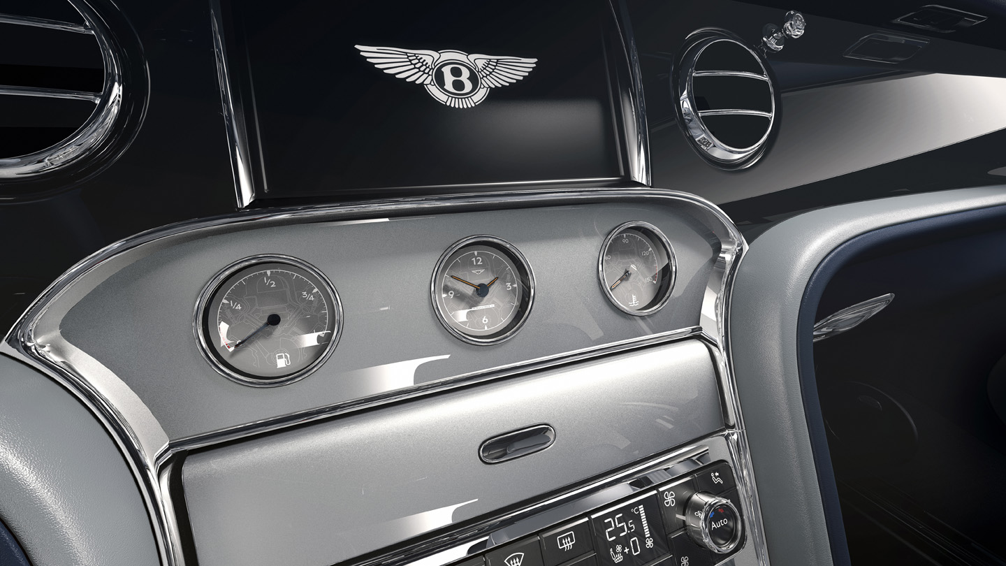 New 2020 Bentley Mulsanne 675 Edition by Mulliner 8